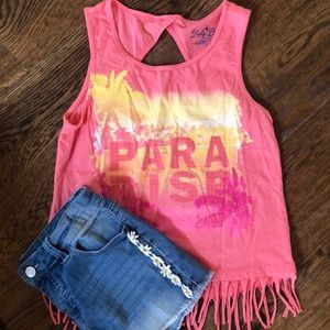 Cute girls outfit, perfect for vacay!